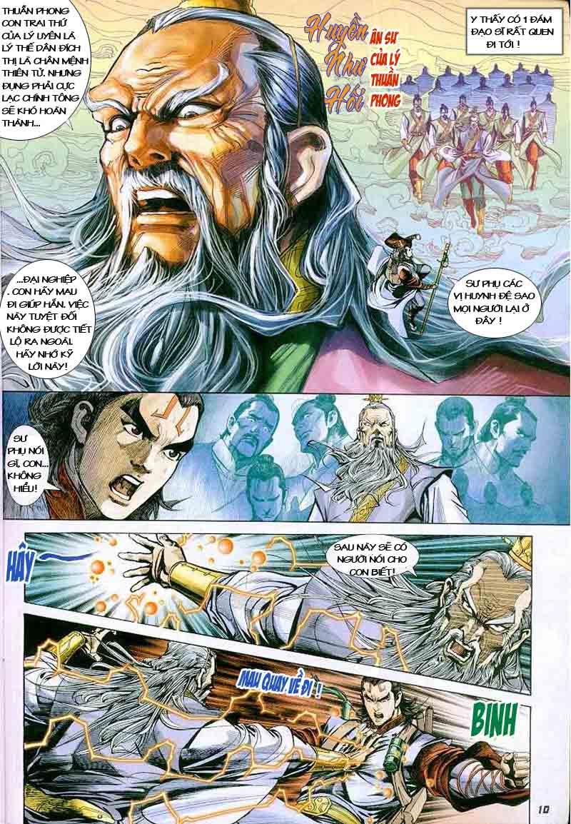 Đại Đường Uy Long chapter 3 trang 8
