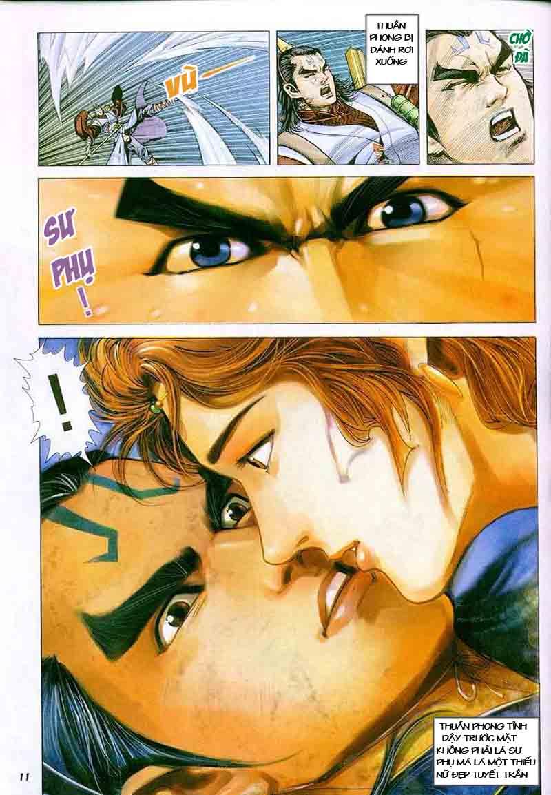 Đại Đường Uy Long chapter 3 trang 9