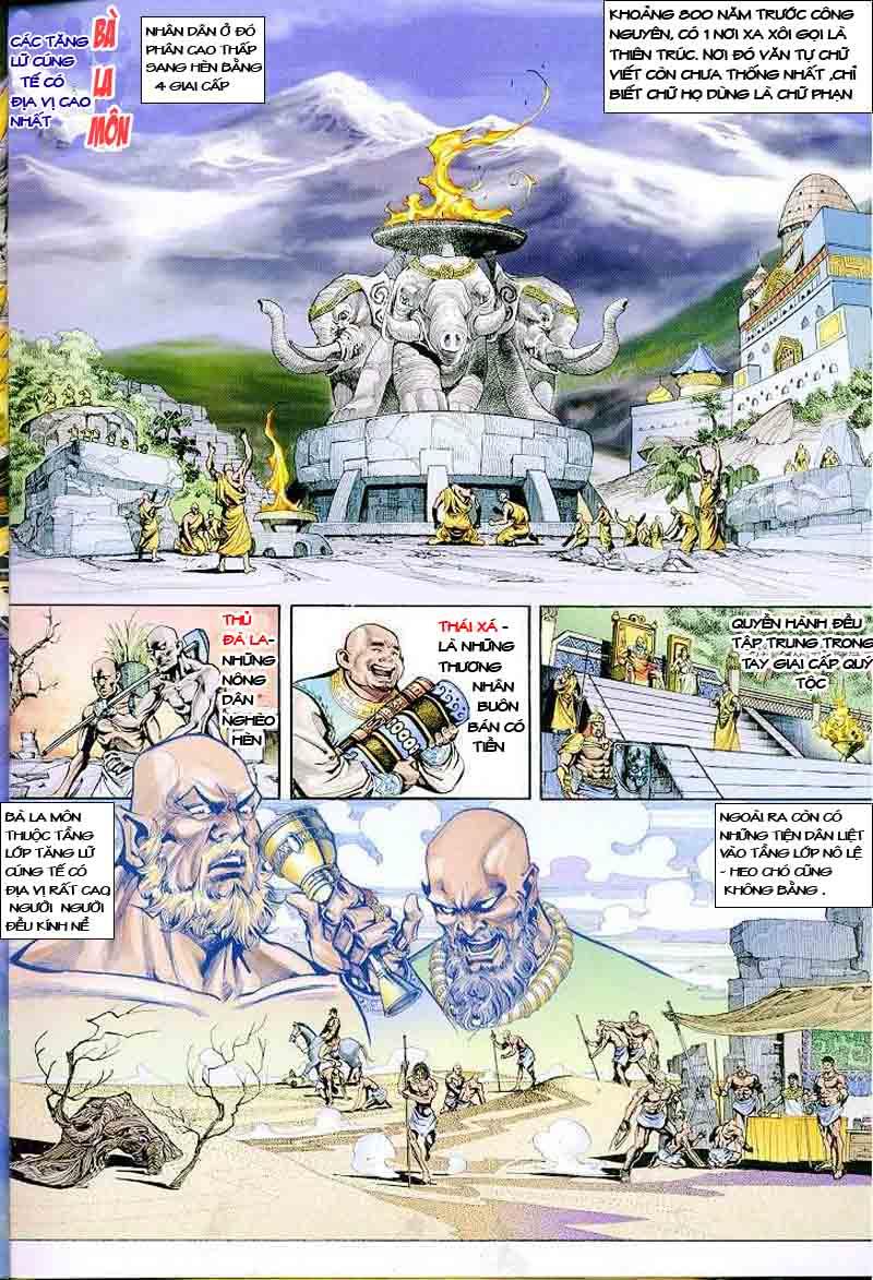 Đại Đường Uy Long chapter 2 trang 2