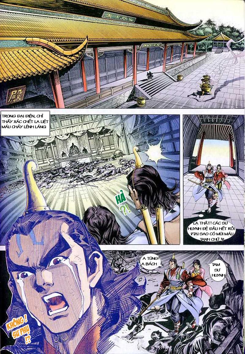 Đại Đường Uy Long chapter 3 trang 12