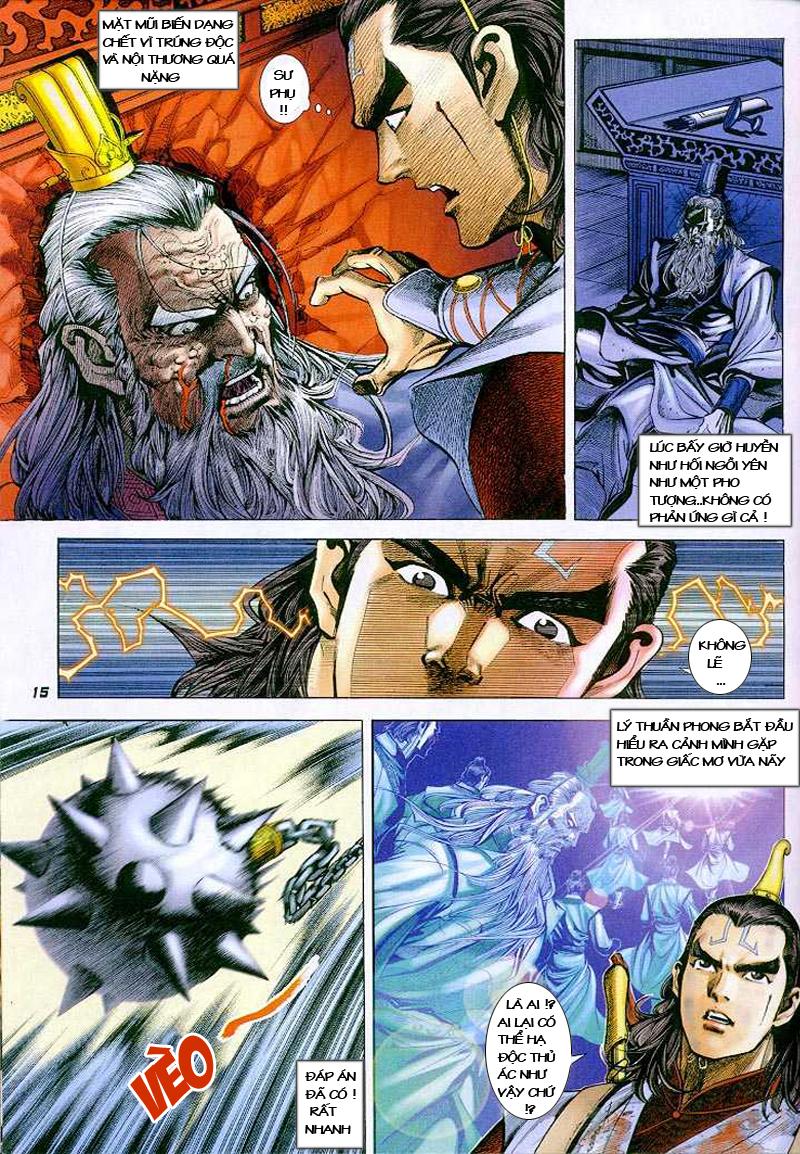 Đại Đường Uy Long chapter 3 trang 13