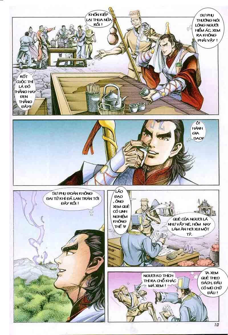 Đại Đường Uy Long chapter 2 trang 9