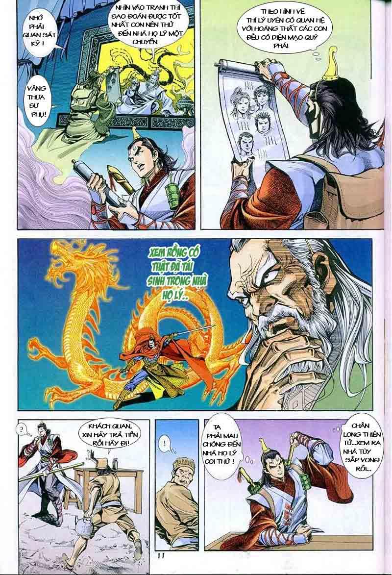 Đại Đường Uy Long chapter 2 trang 10