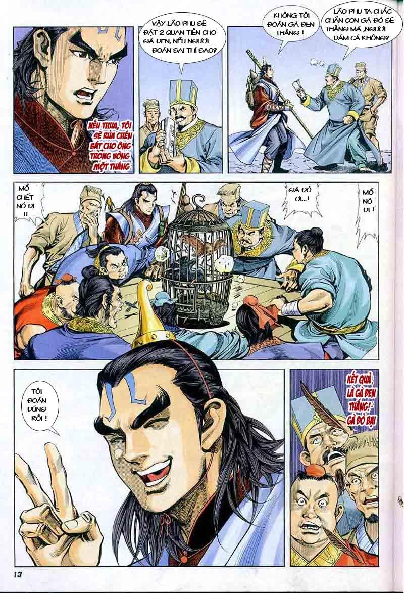 Đại Đường Uy Long chapter 2 trang 12