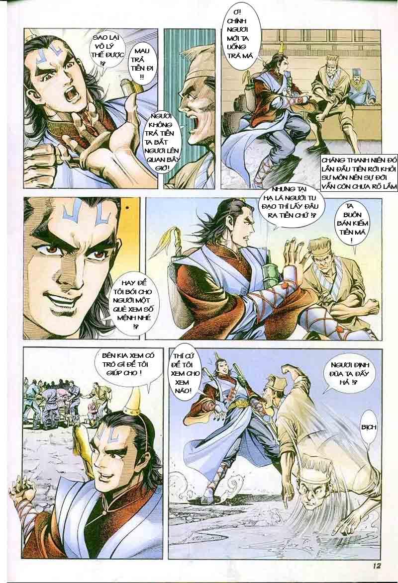 Đại Đường Uy Long chapter 2 trang 11