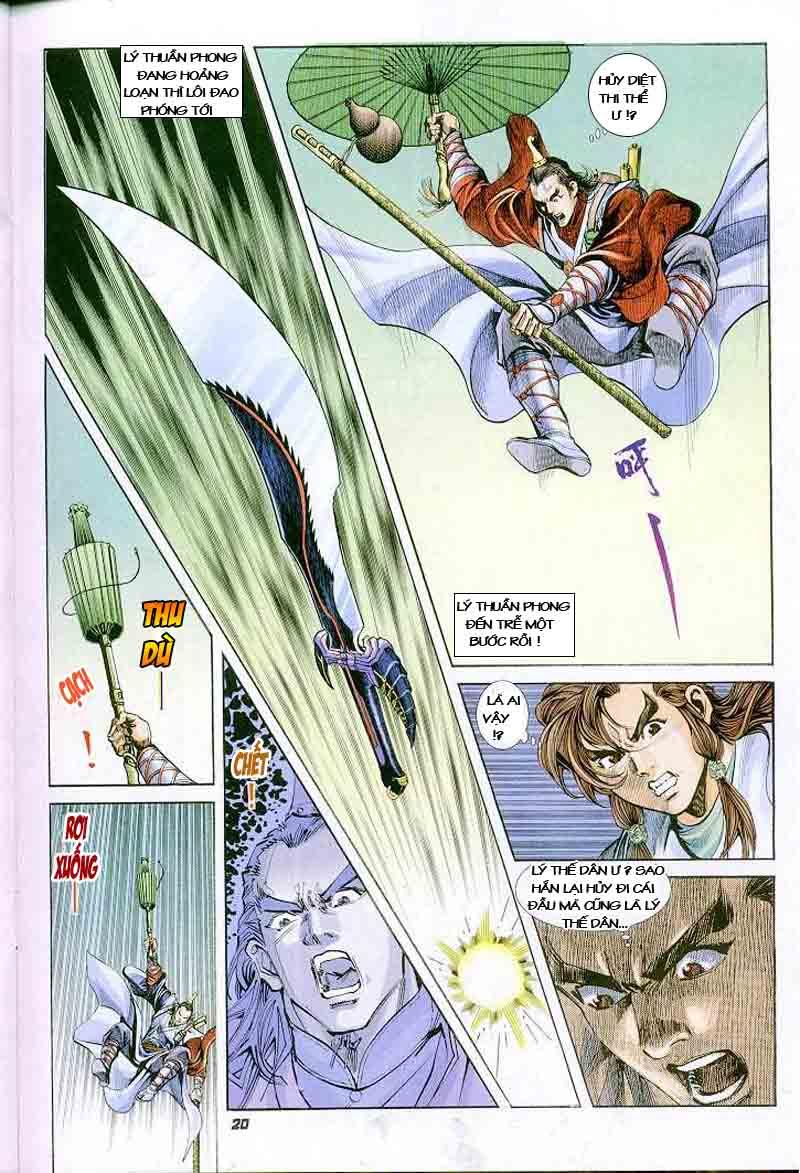 Đại Đường Uy Long chapter 2 trang 19