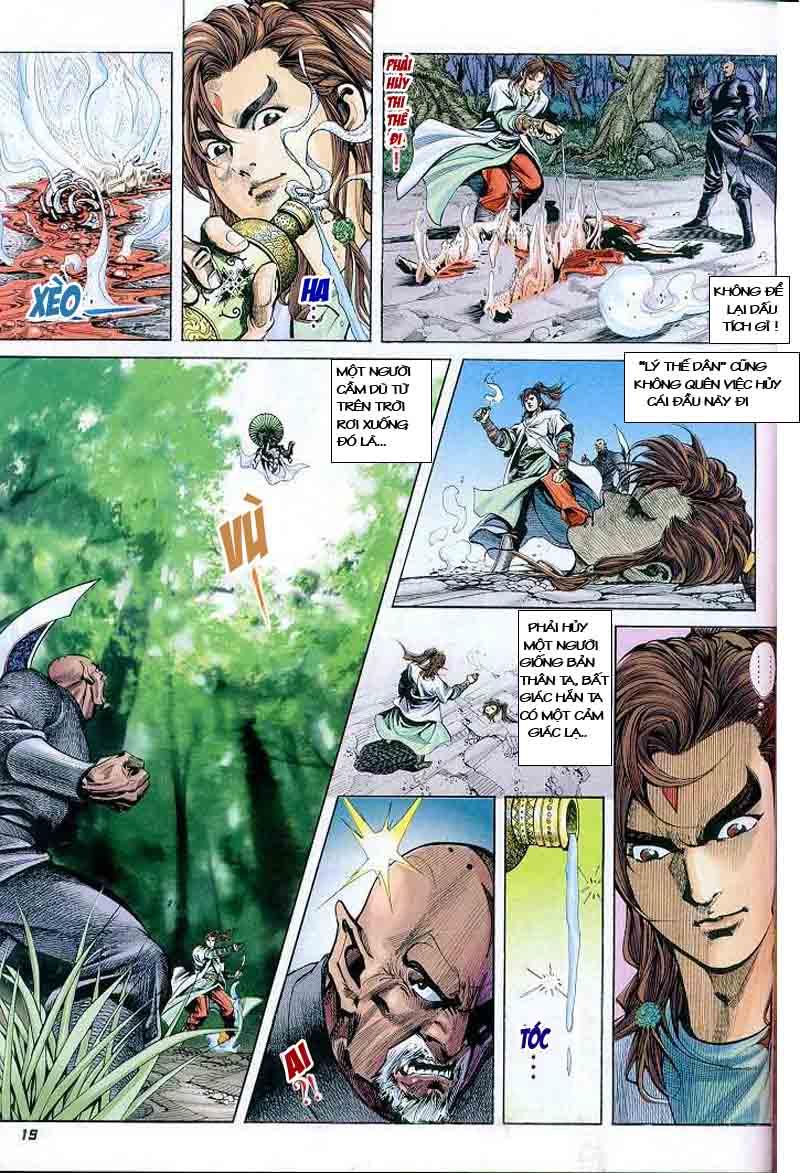 Đại Đường Uy Long chapter 2 trang 18