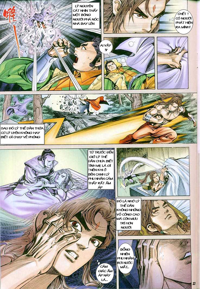 Đại Đường Uy Long chapter 3 trang 21