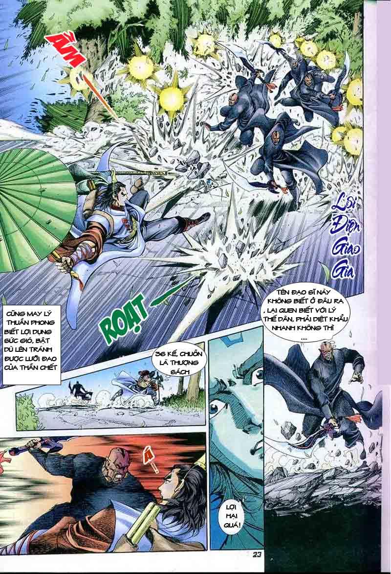 Đại Đường Uy Long chapter 2 trang 22