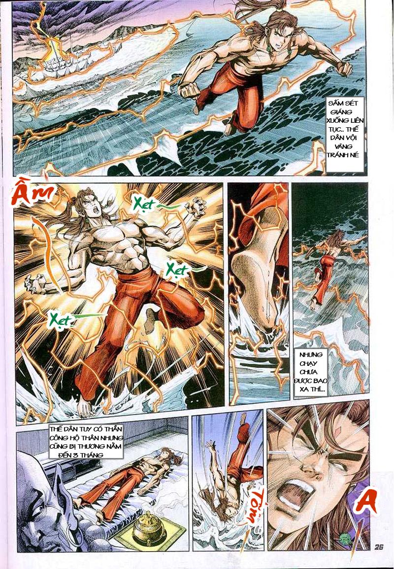 Đại Đường Uy Long chapter 3 trang 24