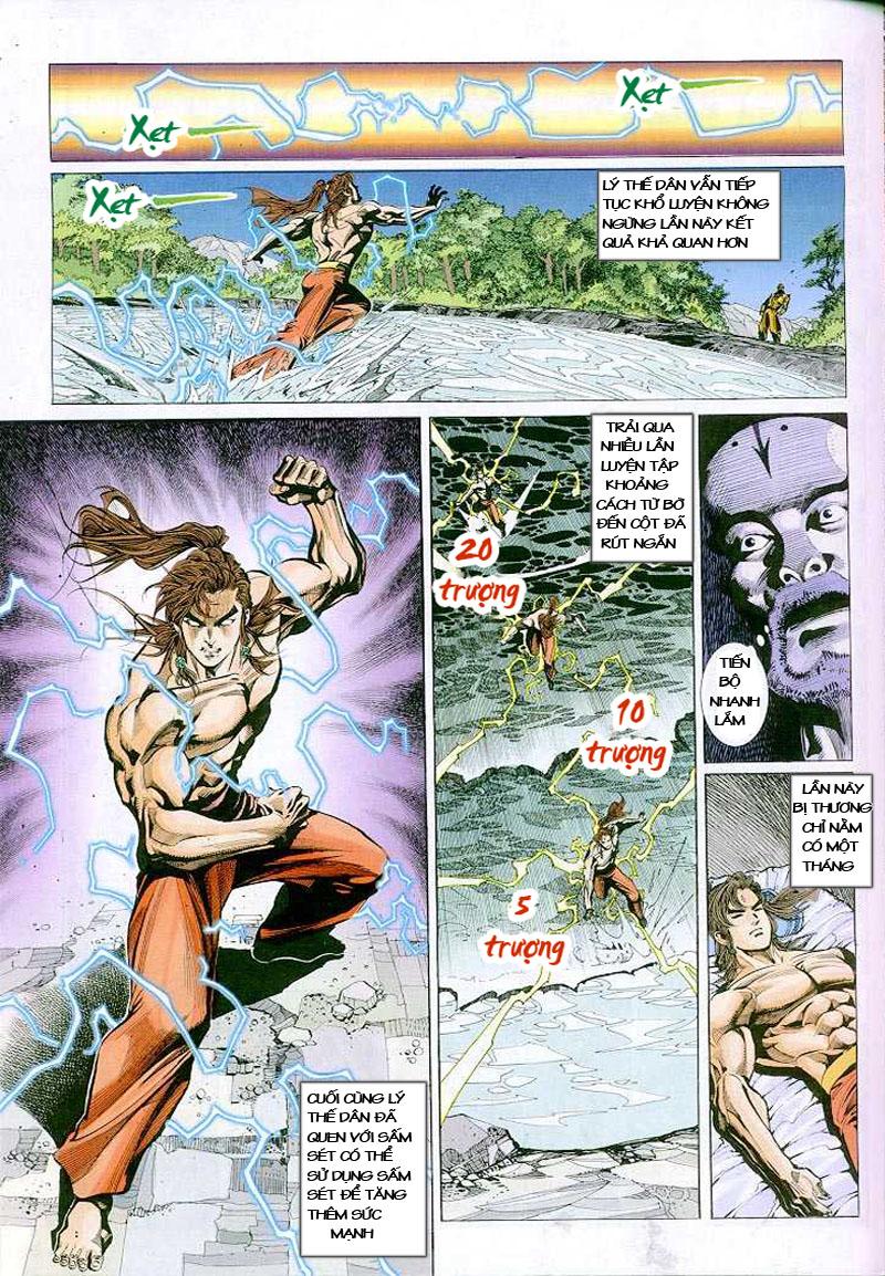 Đại Đường Uy Long chapter 3 trang 25