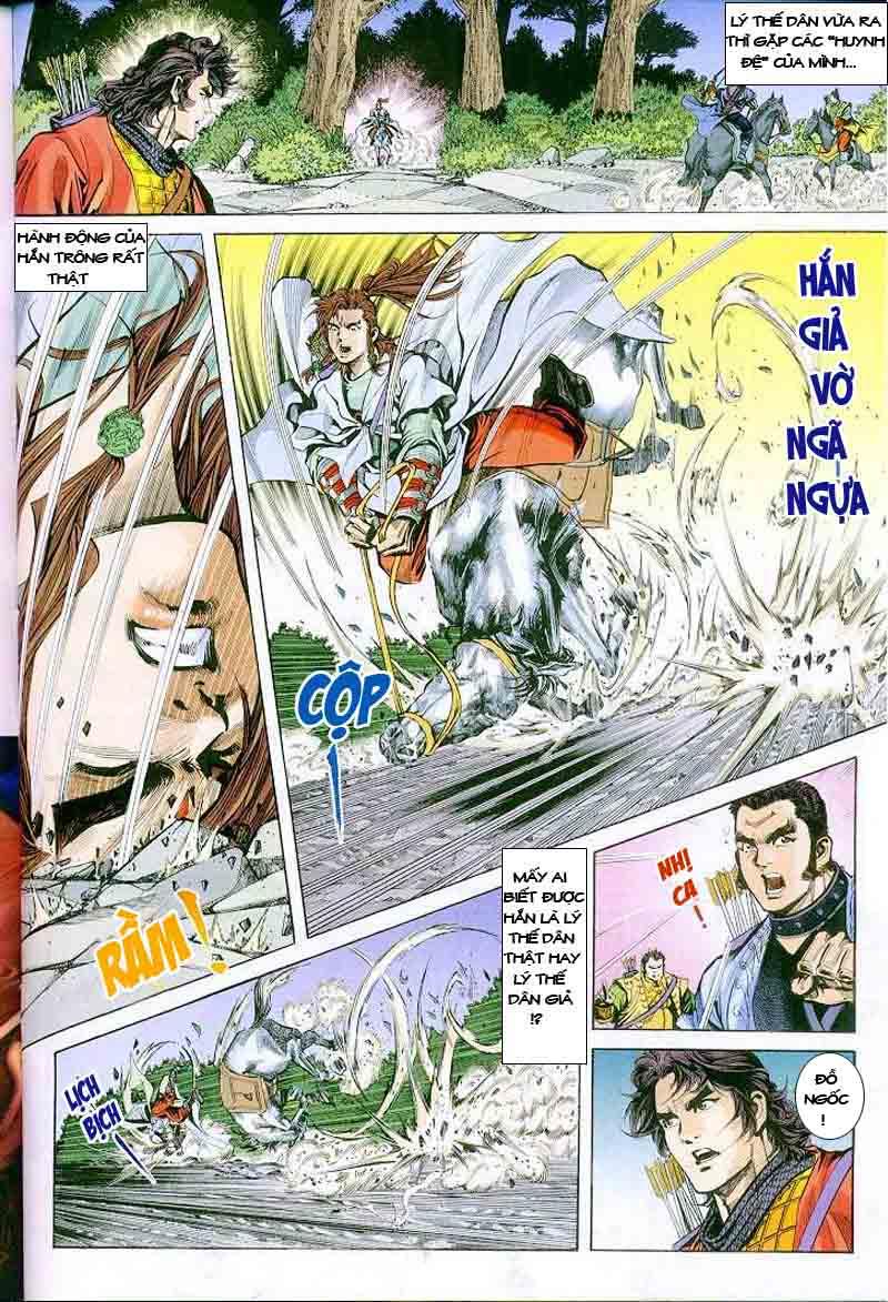 Đại Đường Uy Long chapter 2 trang 27