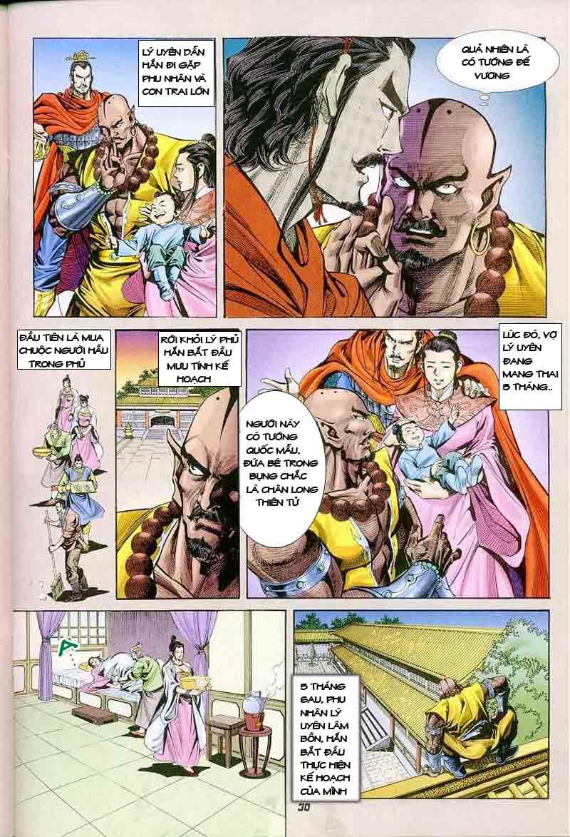 Đại Đường Uy Long chapter 2 trang 29