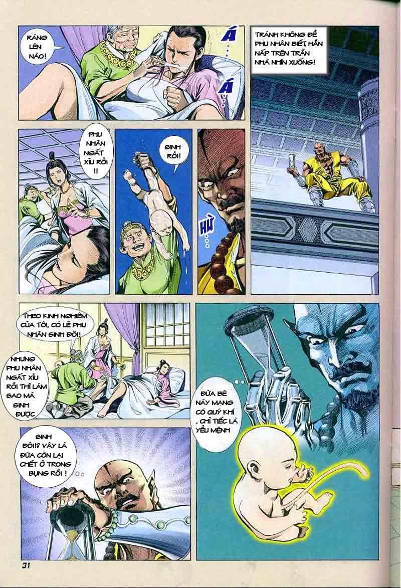 Đại Đường Uy Long chapter 2 trang 30