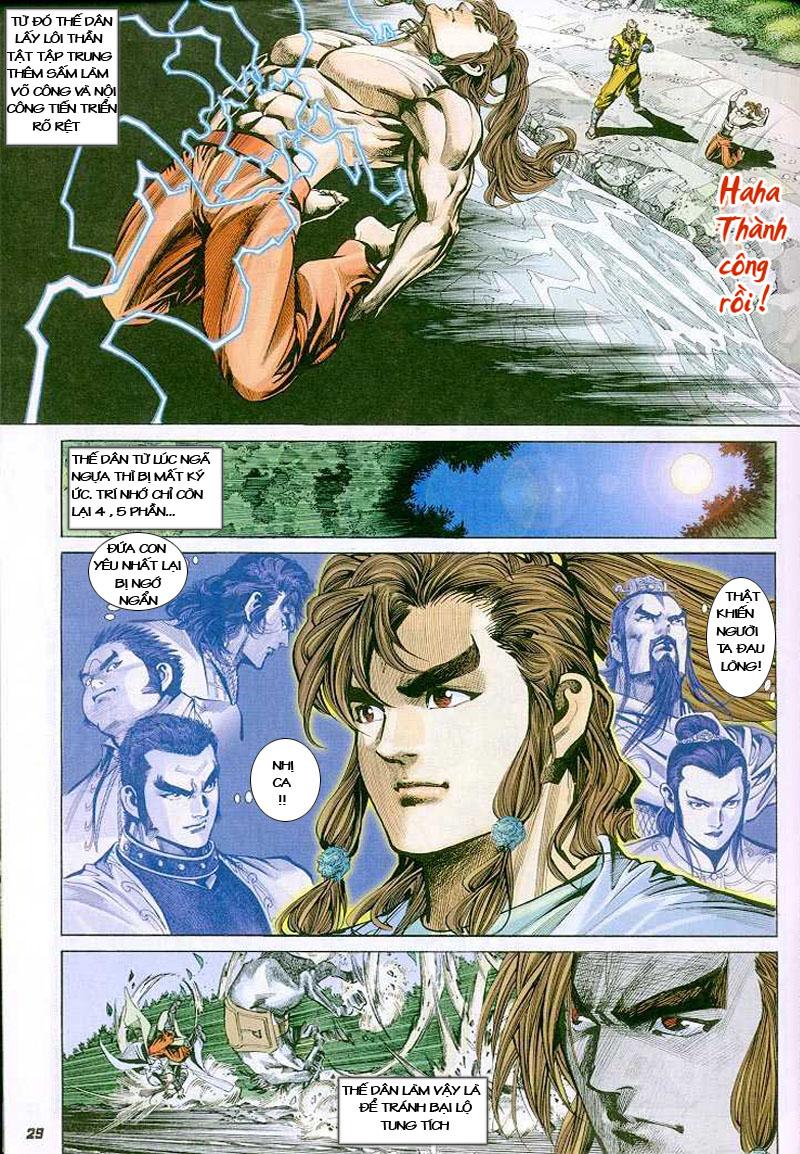 Đại Đường Uy Long chapter 3 trang 27