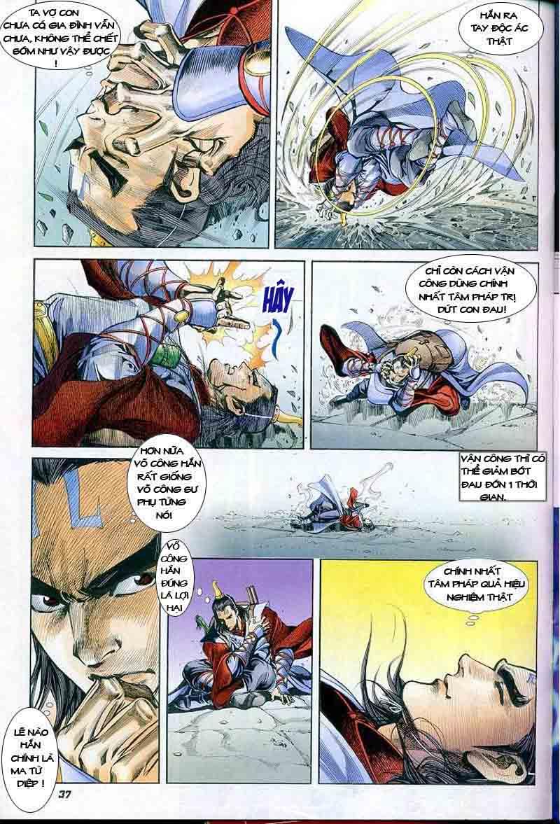 Đại Đường Uy Long chapter 2 trang 36