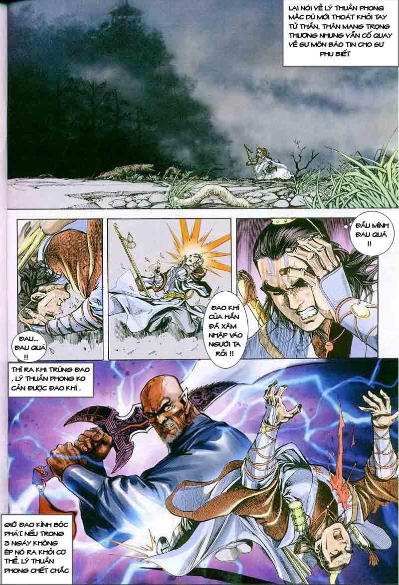 Đại Đường Uy Long chapter 2 trang 35