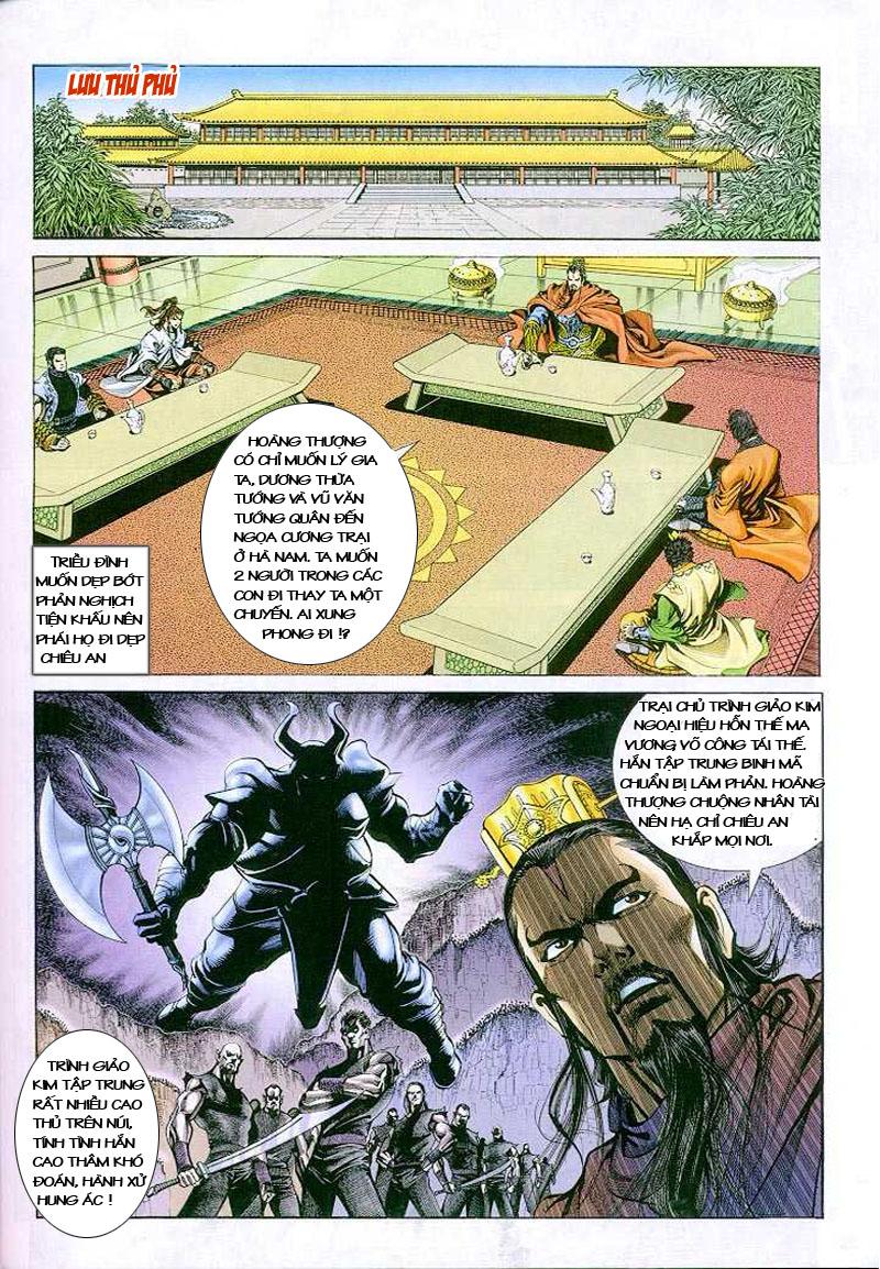 Đại Đường Uy Long chapter 3 trang 28