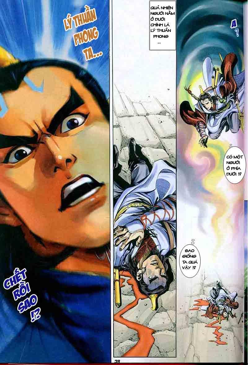 Đại Đường Uy Long chapter 2 trang 38