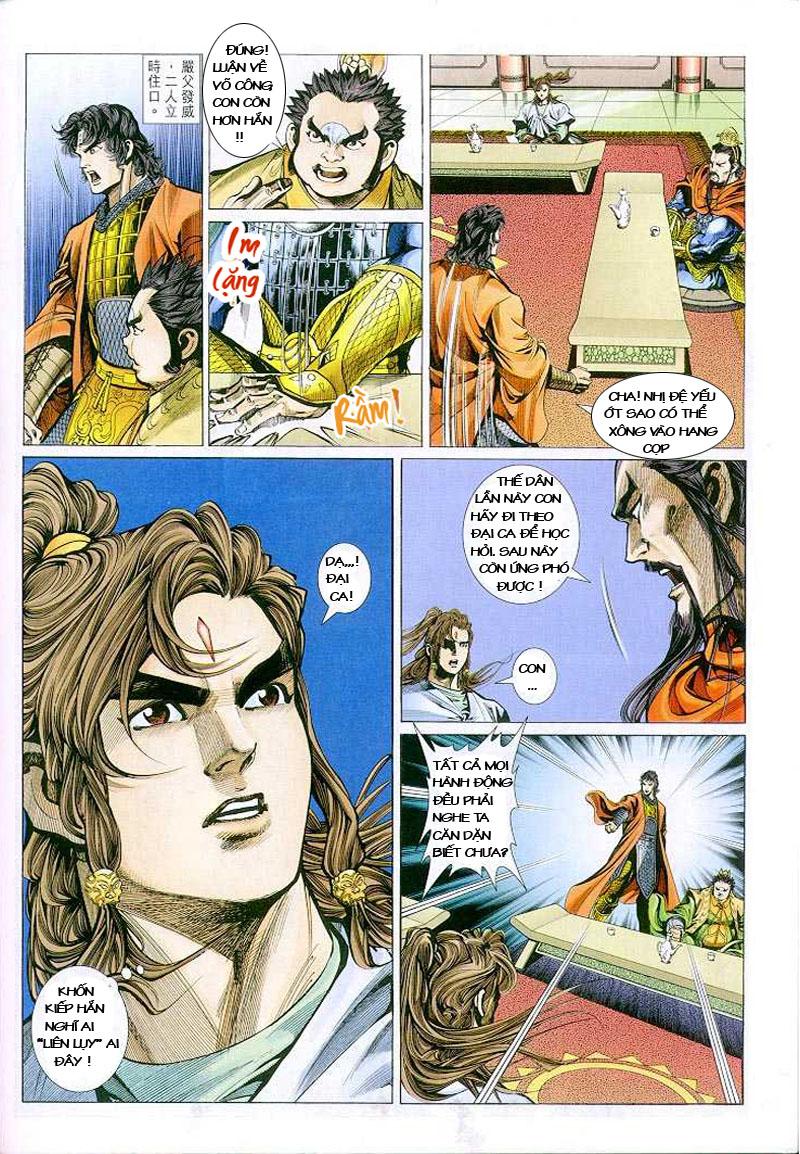 Đại Đường Uy Long chapter 3 trang 30