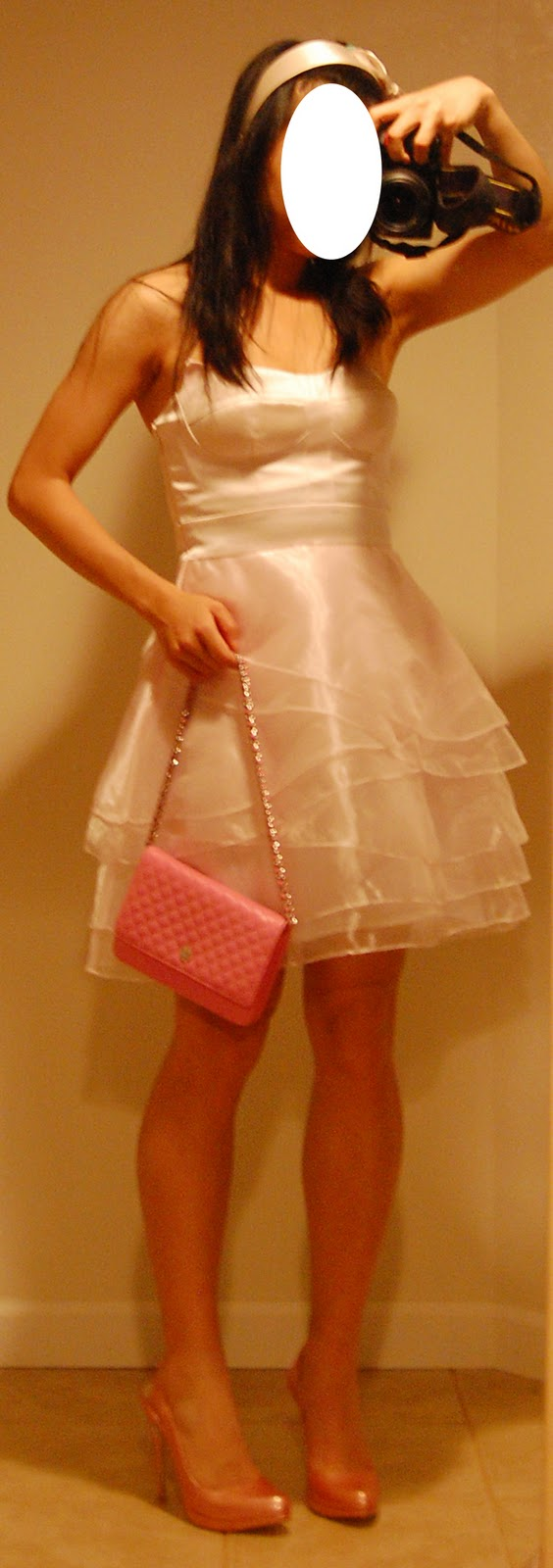 Cocktail Dress Hour – Pretty in Pink?