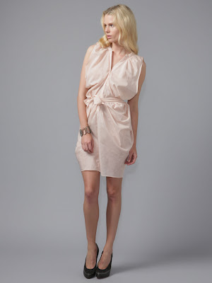 Gilt Personal Offering : Alice Ritter Loveley Draped Dress