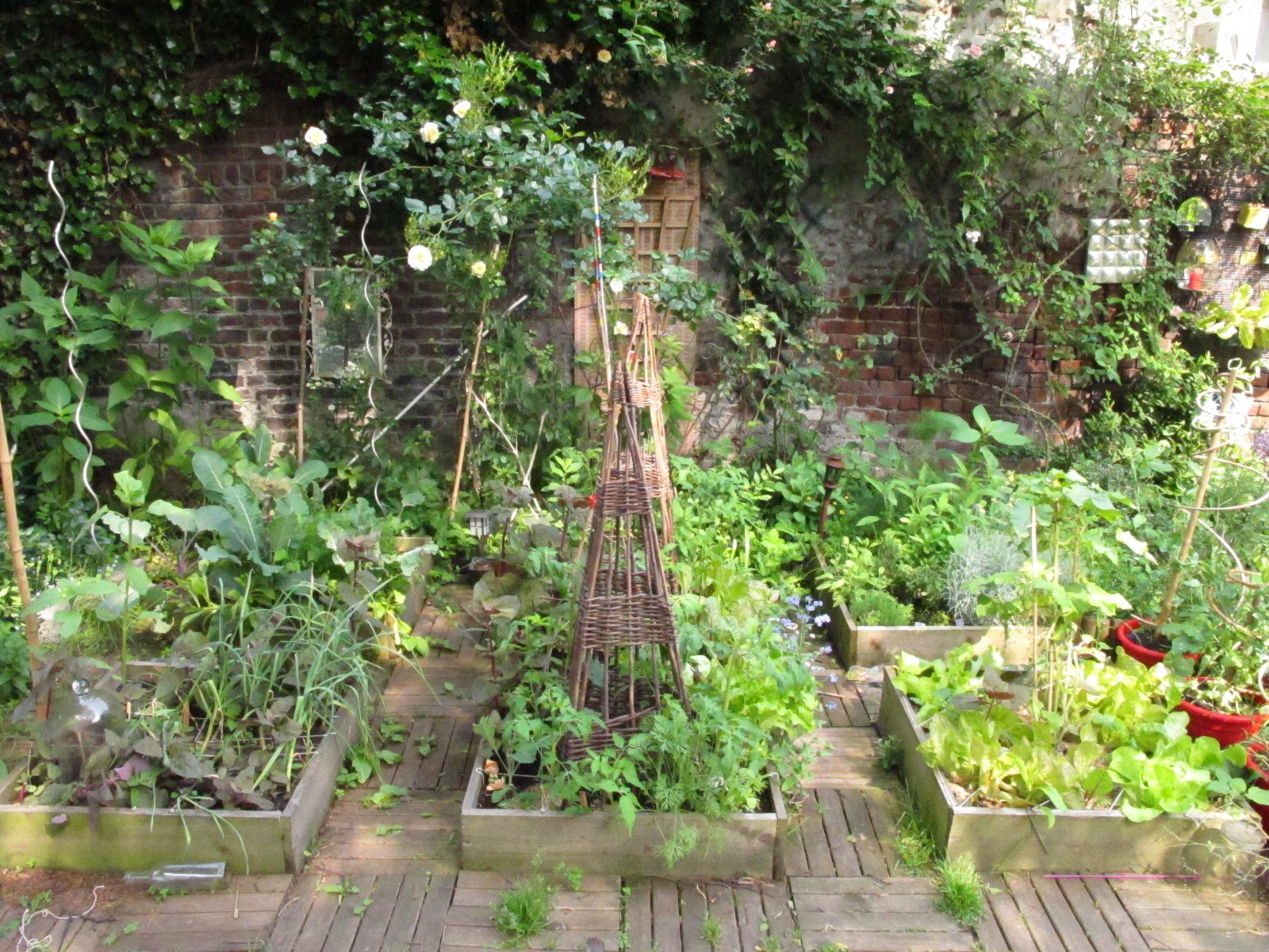 Et les roseaux jaseurs the chattering reeds un - Arrosage automatique jardin potager ...