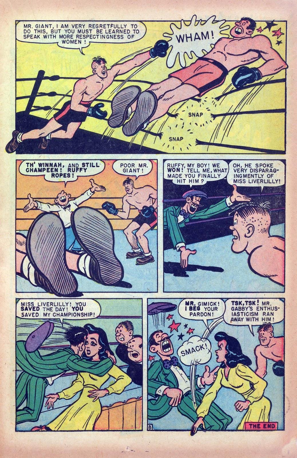 Read online Joker Comics comic -  Issue #27 - 19