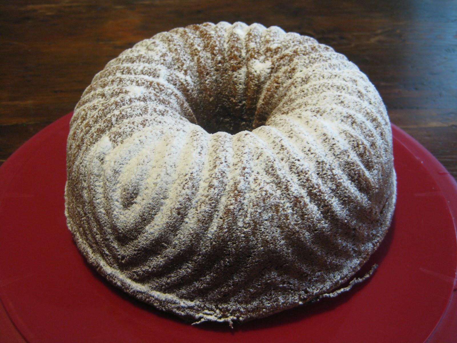 Recipe Tunnel Cake