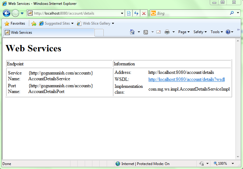 Creating and Deploying JAX-WS Web Service on Tomcat 6