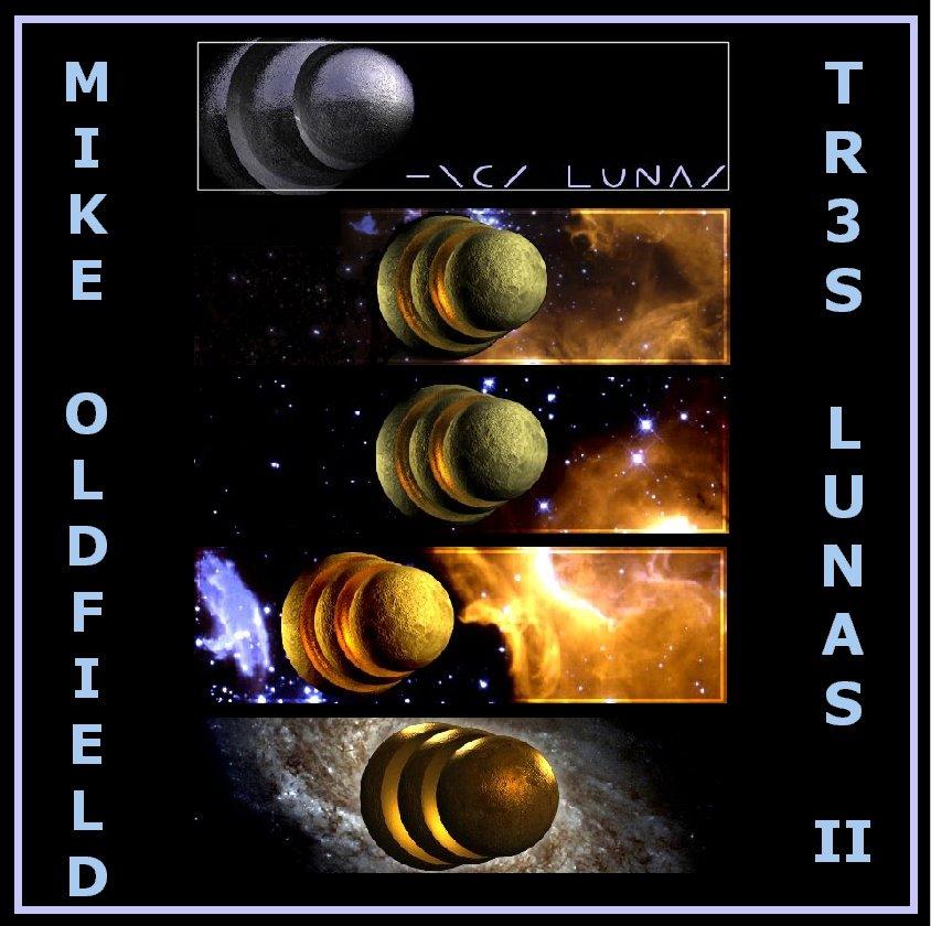 Blackentity Mike Oldfield Tr3s Lunas Ii