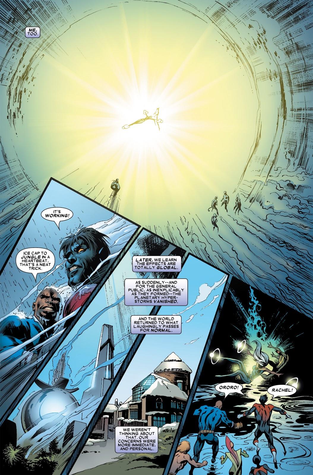 Uncanny X-Men (1963) issue 459 - Page 21