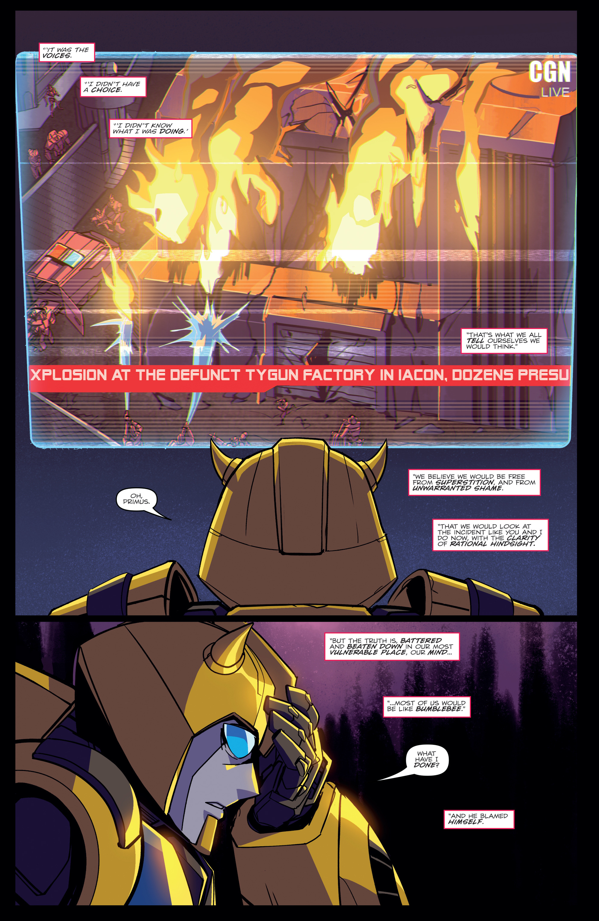 Read online Transformers Annual comic -  Issue # Full - 14
