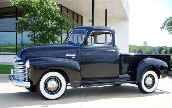 featured cars for sale 1949 chevrolet 3100 pickup 1 2 ton for sale. Black Bedroom Furniture Sets. Home Design Ideas