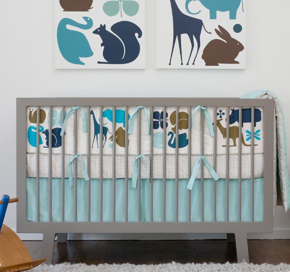 17 Adorable Ways To Decorate Above A Baby Crib: Simply Inspired Mom: Nursery Decor Tips & Inspiration