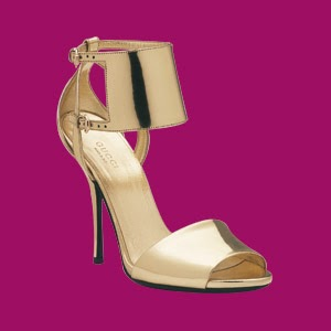 Couture Carrie Trend Watch Ankle Cuff