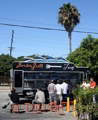 Border Grill Food Truck Menu