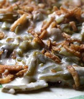 Thanksgiving Recipes Week: French Fried Onions & Green Bean Casserole