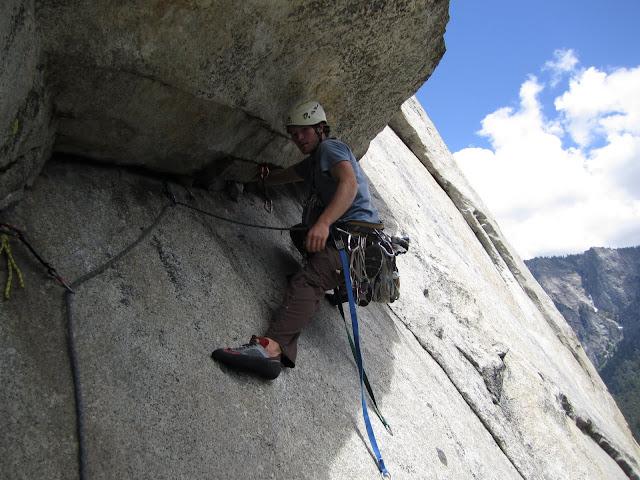 No Way Down The Salathe Wall El Capitan