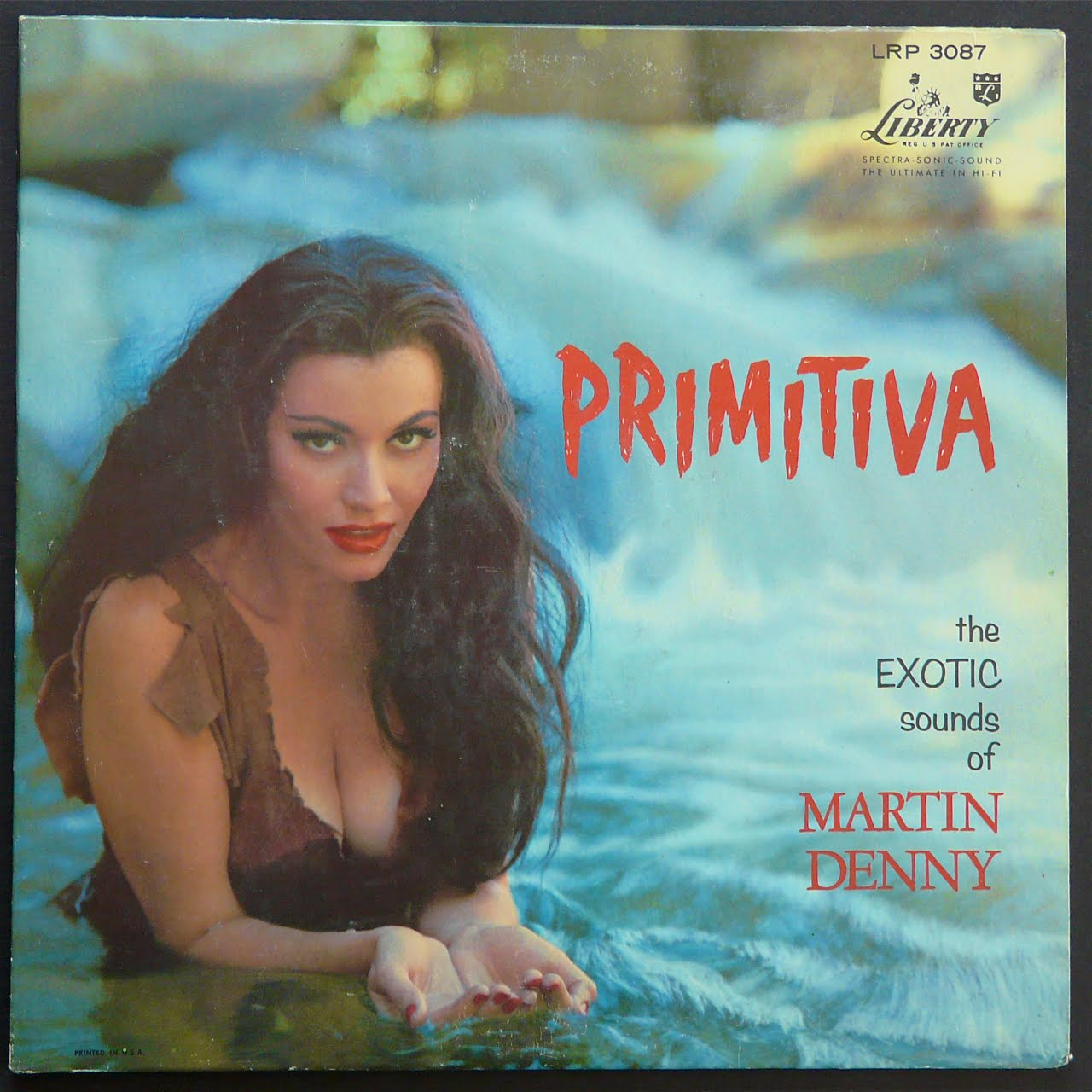 The Exotic Album Covers Of Martin Denny Hands On Your Ears