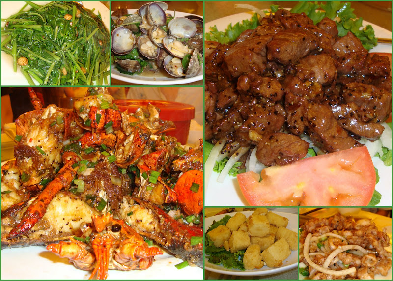 Chinese Food In San Gabriel Valley