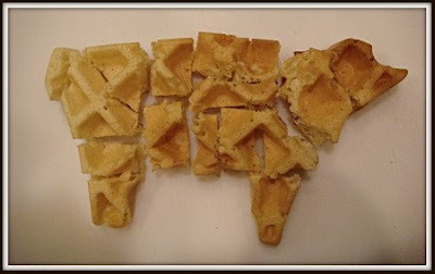 waffle butcher diagram