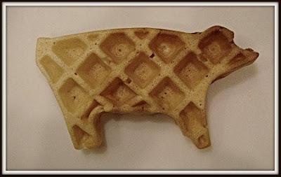 Cow Waffle