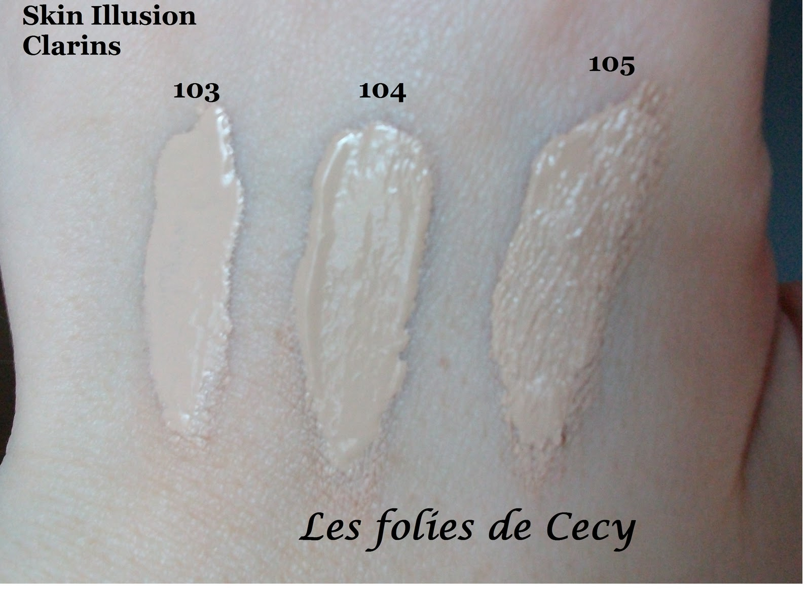 Skin Illusion Natural Radiance Foundation by Clarins #8