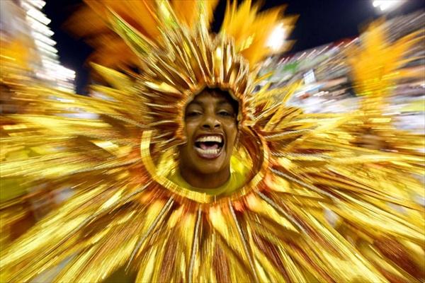 Carnaval de Bahia, Brasil