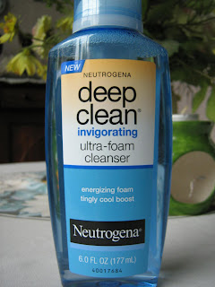 Bambi de la Cruz Makeup Artistry Blog: Neutrogena Deep Clean
