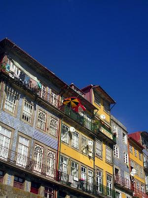 barrio ribera porto