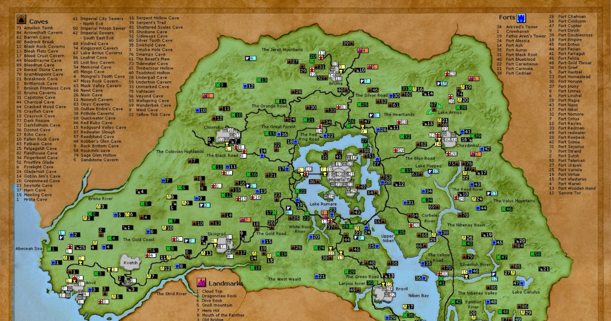 Gnome's Lair: Another Oblivion map on staff of sheogorath oblivion, sheogorath daedric quests oblivion, all locations in oblivion,