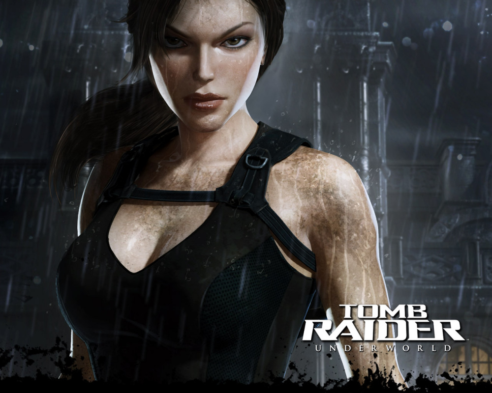 Why is Lara so filthy?
