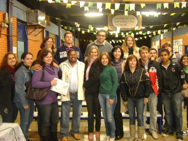 Escola Cônego Barra Bonita Palestra Motivacional De Quinta